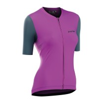 MAILLOTS M/C EXTREME WMN CYCLAM-ANTRACITA NORTHWAVE