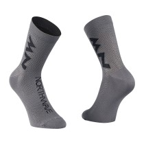 CALCETINES EXTREME MID AIR ANTRACITA-NEGRO NORTHWAVE