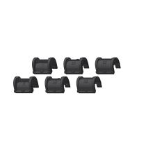 Casquillos ORTLIEB para Ganchos QL2.1 Alforja 2x8, 2x10, 2x12mm