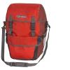 Alforjas Ortlieb Bike-Packer Plus QL2.1 21L Rojo Gris