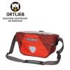 Bolsa Manillar Ortlieb Ultimate Six Plus Sin Adaptador 5L Rojo Negro