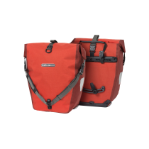 Alforjas Ortlieb BackRoller Plus QL2.1 20L Rojo