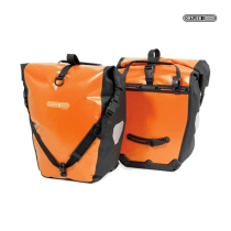 Alforjas Ortlieb BackRoller Classic QL2.1 20L Naranja