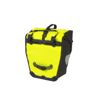 ALFORJA ORTLIEB BACKROLLER HIGH VISIBILITY QL2.1 AMARILLO NEGRO