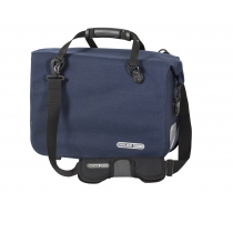 OFFICE-BAG Cartera QL2.1 PS36C 21L PVC Azul