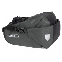 SADDLE-BAG TWO Bolsa Sillín  4,1 Litros Slate-Negr