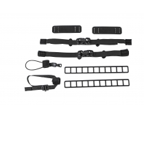Kit OUTDOOR ORTLIEB para GEAR Negro
