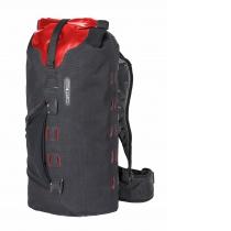 Mochila ORTLIEB GEAR-PACK  25L Negro-Rojo