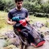 Mochila Ortlieb GearPack 25L Negro Rojo