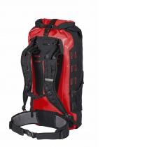 Mochila Ortlieb GearPack 40L Negro Rojo