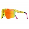 Gafas Pit Viper The 1993 2000 lentes Polarizadas Arco Iris Reflectantes