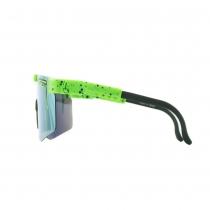 Gafas Pit Viper Boomslang Reflectantes Naranja Revo