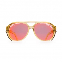 GAFAS THE CORDUROY Lente Reflectante Rosa Revo Z87