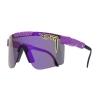 Gafas Pit Viper Donatello Reflectantes Plata