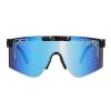 Gafas Pit Viper Hail Sagan 2000 Reflectantes Z87 Anti Vaho Azul Revo