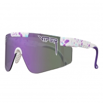 Gafas Pit Viper Jet Ski 2000 Reflectantes Z87 Anti Vaho Morada