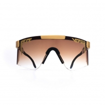 Gafas Pit Viper Money Counters Degrada Clara Marron