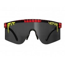 GAFAS THE PARTY IN PLAID 2000 Lente Reflectante Negra Z87