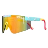 Gafas Pit Viper Playmate 2000 Reflectante Z87 Anti Vaho Arco Iris