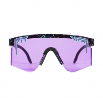GAFAS THE PURPLE REIGN Lente Transparente Morada