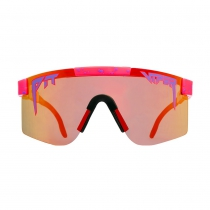 GAFAS THE RADICAL DOUBLE WIDE Lente Polarizada Reflectante Arco Iris