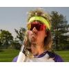 Gafas Pit Viper Radical Doble Áncho Reflectantes Arco Iris