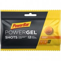 PowerBar PowerGel Shots Naranja 16 unidades
