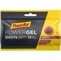 PowerBar PowerGel Shots Frambuesa 16 unidades
