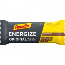 BARRITA POWERBAR ENERGIZE ORIGINAL CHOCOLATE 25 UNIDADES