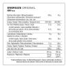 Barrita PowerBar Energize Original Frutas del Bosque 25 unidades