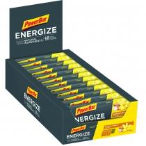 PowerBar Energize Almond Vanilla 25 barritas *55gr