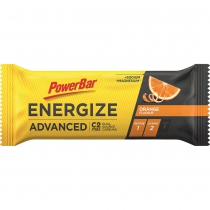 BARRITA POWERBAR ENERGIZE ADVANCED NARANJA 25 UNIDADES
