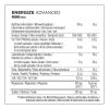 Barrita PowerBar Energize Advanced Naranja 25 unidades