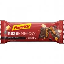 BARRITA POWERBAR RIDE ENERGY CHOCOLATE CARAMELO 1 UNIDAD