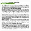 Barrita PowerBar Natural Energy  Dulce Salada 24 unidades