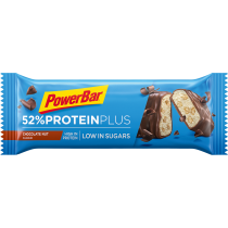Barrita PowerBar ProteinPlus 52% Chocolate 20 unidades