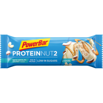 BARRITA POWERBAR PROTEIN NUT2 CHOCOLATE BLANCO COCO 18 UNIDADES