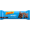 Barrita PowerBar Clean Whey Chocolate Brownie 18 unidades