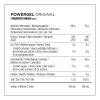 PowerBar PowerGel Fresa Banana 24 unidades
