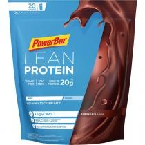 Proteina en polvo PROTEIN LEAN CHOCOLATE 500gr   *4 BOLSAS POWERBAR