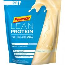 Proteina en polvo PROTEIN LEAN VAINILLA 500gr   *4 BOLSAS POWERBAR