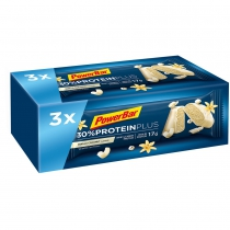 Multipack Barritas PowerBar ProteinPlus 30% Vainilla Coco 27 unidades
