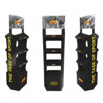 Expositor PowerBar Plexiglás
