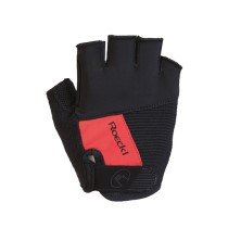 GUANTE NUXIS BASIC NEGRO-ROJO