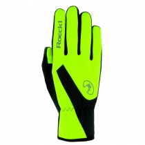 Guante Roth Bike Top Function Neon-Amarillo ROECKL