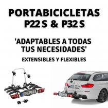 PORTABICICLETAS UEBLER SERIES P