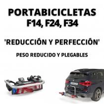 PORTABICICLETAS UEBLER SERIES F14-F21-F34
