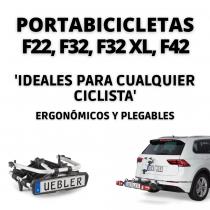 PORTABICICLETAS UEBLER SERIES F22-F32-F32XL-F42