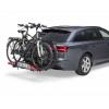 Portabicicletas Plegable Uebler i21 con control de distancia para 2 Bicicletas 90º