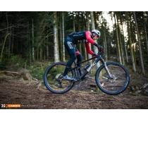 Cubierta MTB XC-Trail Barzo 27.5x2.25 Anth G2.0